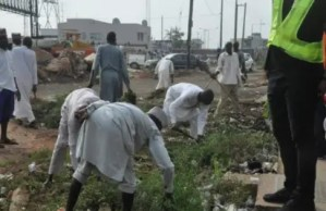 Lagos, environmental sanitation