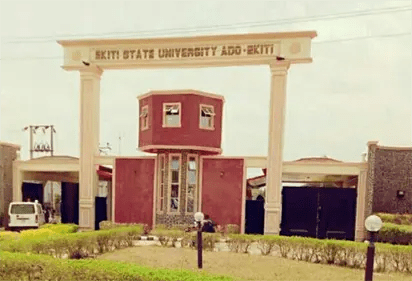 Ekiti State University closed as students protest