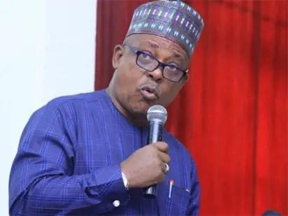 Secondus tells Lagos PDP members to embrace peace - Vanguard