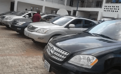 I've stolen 10 cars by posing  as applicant — Suspect