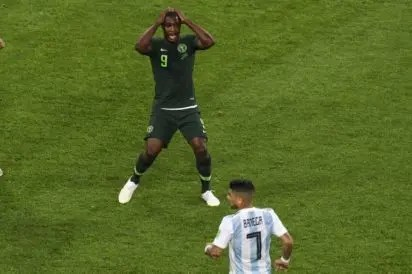 Image result for Ighalo miss argentina