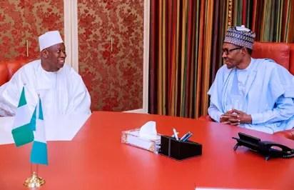 Buhari and Ganduje:Time for divorce - Vanguard News