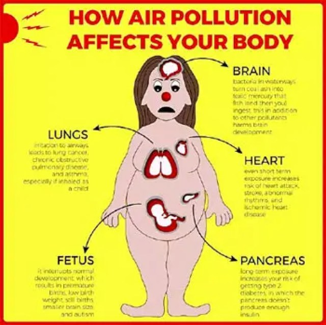 Tackling the scourge of air pollution in Nigeria
