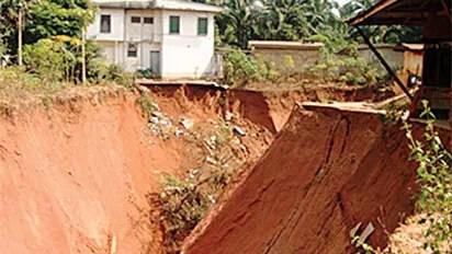 WASHED AWAY! 10 states battle 3,500 erosion sites