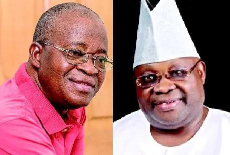 Osun Governorship: Oyetola, others, urge S/Court to dismiss Adeleke's appeal