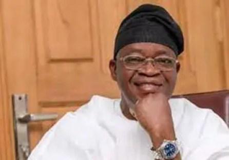 Osun World Bank Nigeria Portfolio Performance Award Oyetola