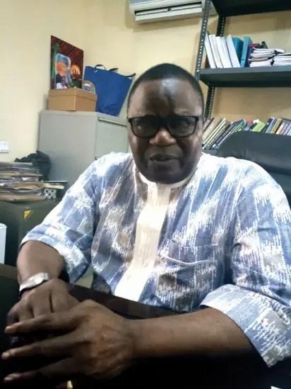 Tony Momoh, Buhari