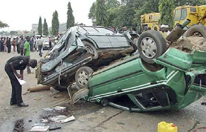 HIGHWAYS OF DEATH: 28,195 killed in road accidents in 68 months