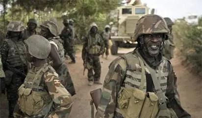 Nigerian Army denies killing of 25 soldiers in Borno - Vanguard News