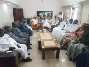 Ijaw elders, election