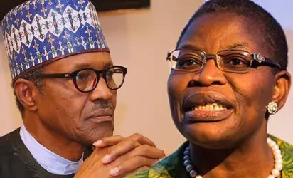 Image result for oby ezekwesili buhari