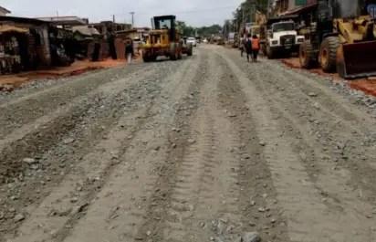 Ekenwan Road