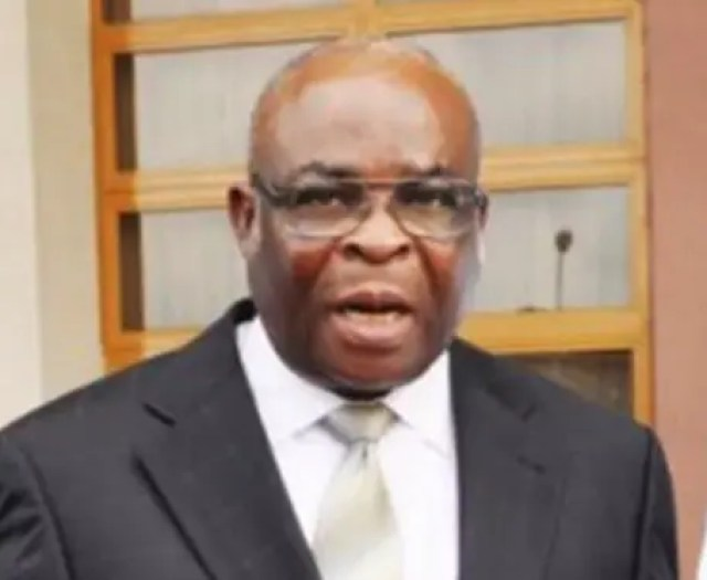Supreme Court dismisses Onnoghen's referral appeal