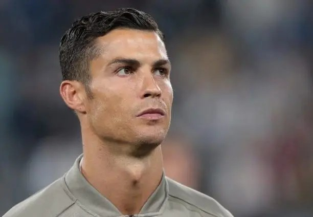 Cristiano Ronaldo breaks down over footage of late father