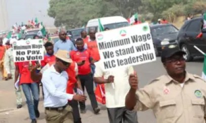 We deserve living wage, not minimum wage ― NLC