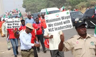 Minimum Wage: We deserve living wage, not minimum wage ? NLC