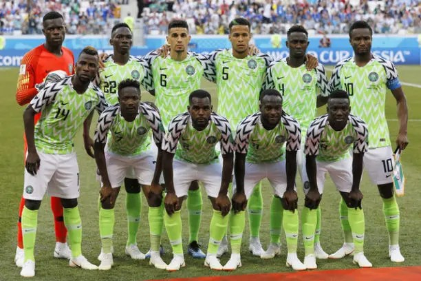 separation shoes dc478 c52f1 Iwobi, Ndidi to preview Eagles' latest jersey - Vanguard News