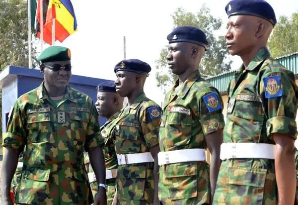 Military Nigerian Army
