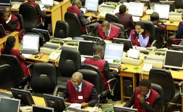 nse, shares