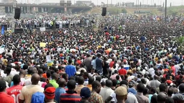 Population, Nigeria, malnutrition