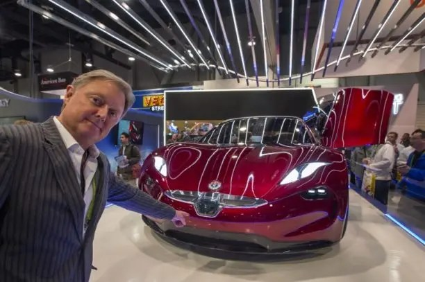 Henrik Fisker, technology
