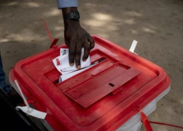 Nigerian elections, David Lyon