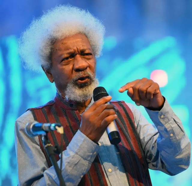 Soyinka blasts Buhari over Ruga settlements - Vanguard News