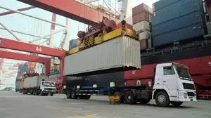 container,Damaged Goods, Terminal operators