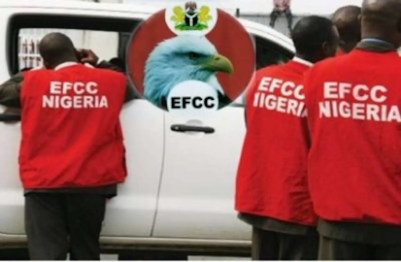 EFCC investigates suspected oil thieves, detains oil barge in Port Harcourt
