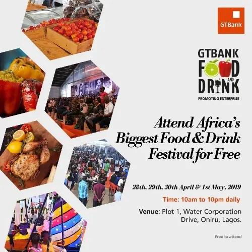 drink festival gtbank meet