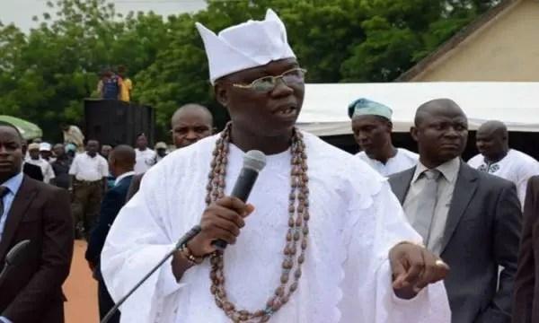 Aare Adams, Gani Adams, The Aare Onakakanfo of Yorubaland, Obateru Akinruntan, Olugbo