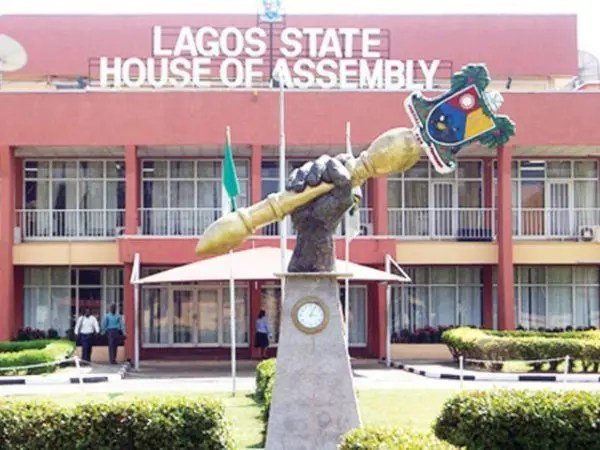 Lagos Assembly. PDP