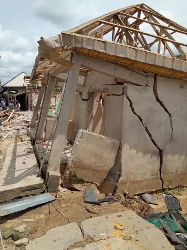 Landslide wreaks havoc in Umuahia