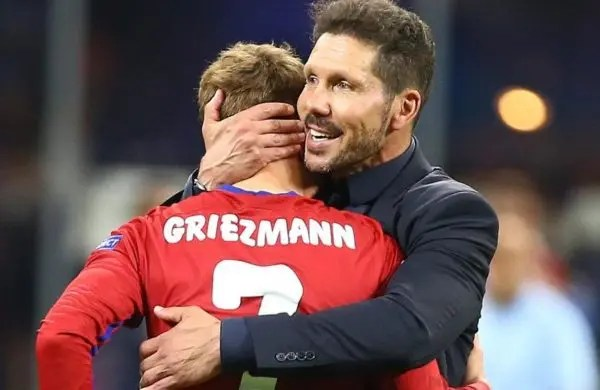 Griezmann  Griezmann hard to replace but Atletico go on without him #Nigeria Griezmann e1558105968839
