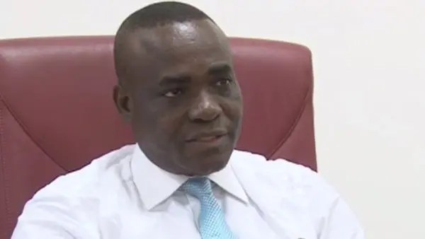 Ita Enang, National Assembly