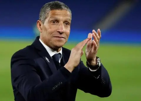 Brighton sack Chris Hughton