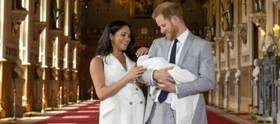 The UK's Prince Harry and Meghan Markle are due to arrive in Africa today.