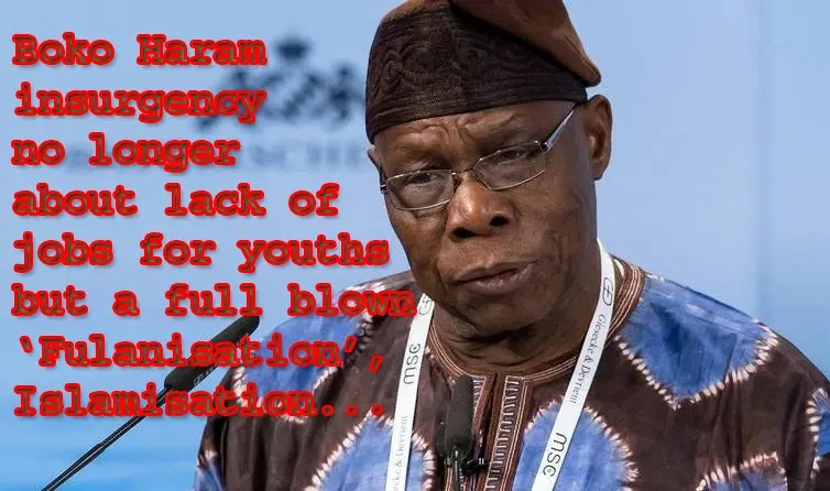 Image result for I became Head of State under 40 year of age - Obasanjo