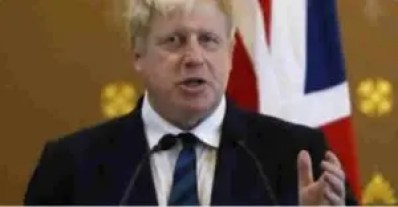 British PM, Johnson defends language after criticism from MPs