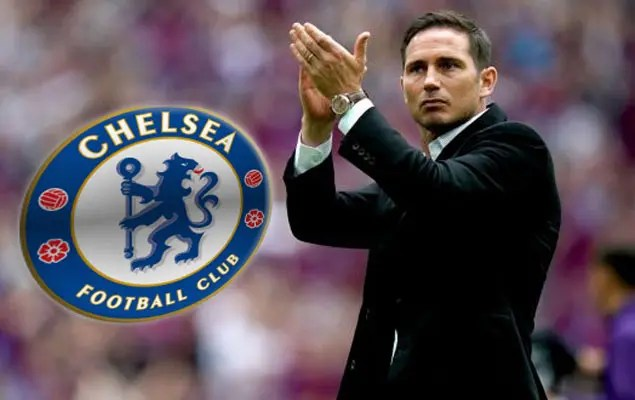 Willian tips Lampard to succeed as Chelsea manager