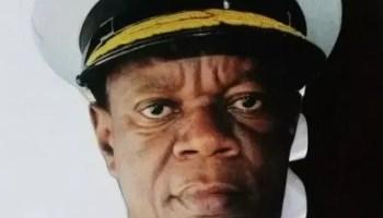 Rear Admiral Udofia