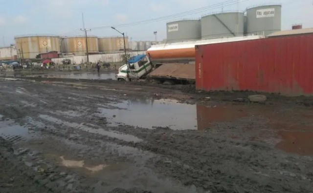 Nigeria losing huge revenue to poor access roads at the ports – Labour leaders