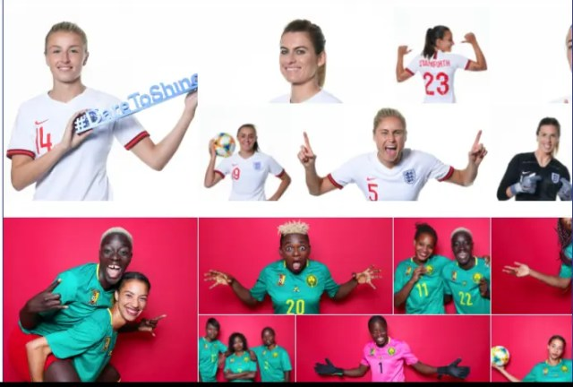 FIFA WOMEN'S WORLD CUP: Cameroon test England today