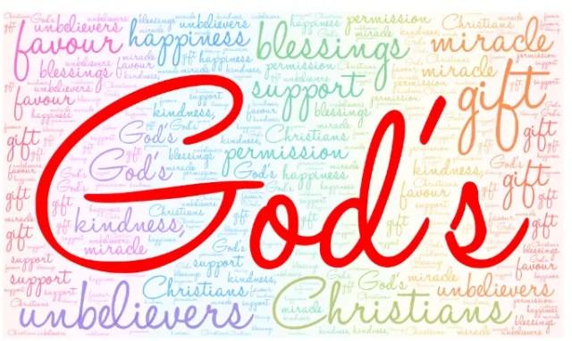 God Goodliness