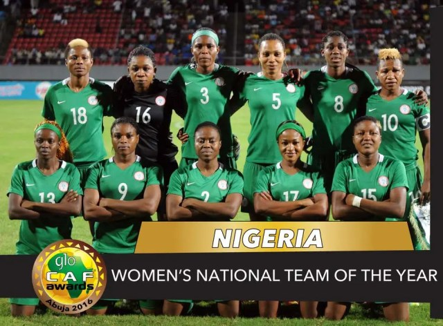 Okala says Super Falcons need to improve for subsequent matches #Nigeria Super Falcons 2