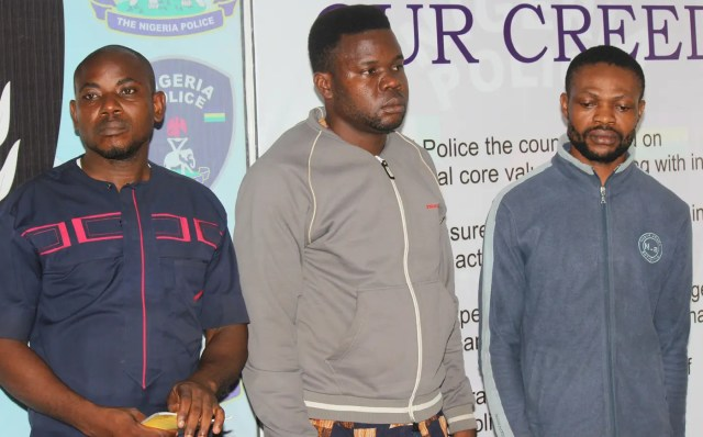 Police parade 3 teachers arrested over leaked WAEC question papers