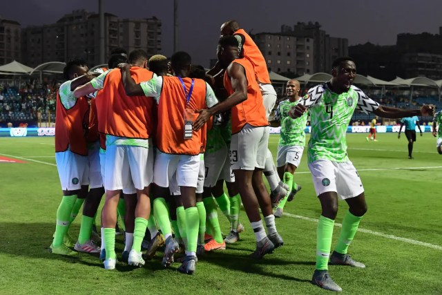 AFCON, Ighalo, Iwobi Africa Cup of Nation