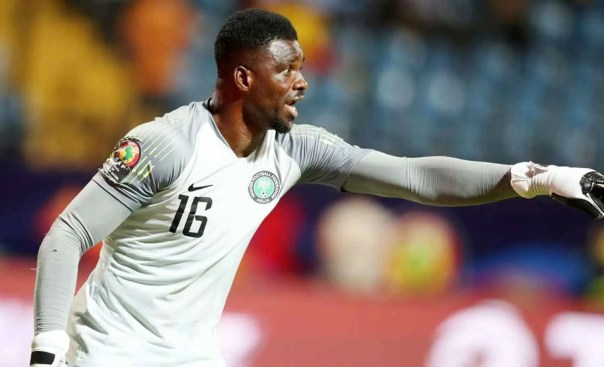 Akpeyi, AFCON