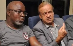 Super Eagles, Rohr, Pinnick, AFCON