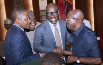 Edo 2020: No end in sight on Oshiomhole, Obaseki feud